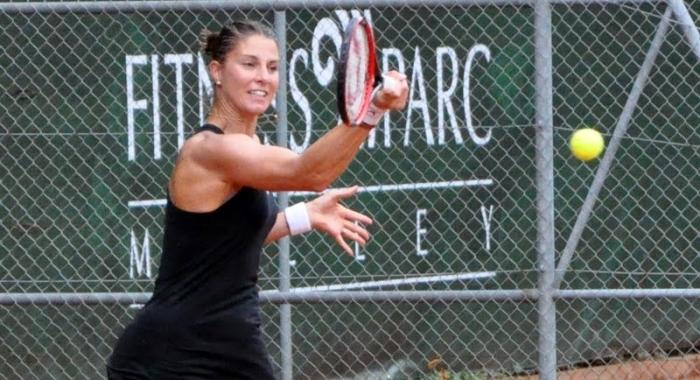 Minella Mandy N1 (3) # 1   bat  Feuerstein Claire N1 (5)  6:4 6:3